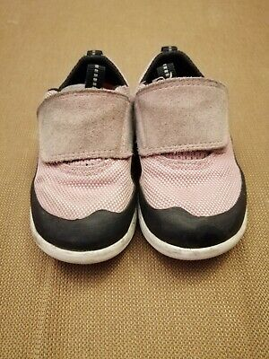 Girls Trainers Clarks Infant Size 4.5G