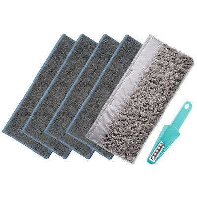 Set Floor Sweeper kit Reusable Cleaning Household Tool 240 241 Mop Cloth