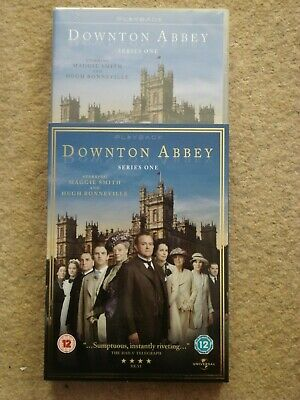 Downton Abbey - Series 1 - Complete - 3x Dvd Box Set - NEW AND SEALED