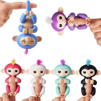 Finger baby Monkey Interactive Baby Pet Intelligent Toy, Electric Pet