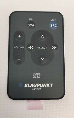 BLAUPUNKT RC-06H In-Car Stereo Remote Control NEW#