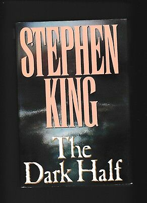 STEPHEN KING---The Dark Half---hc/dj---1st1st1989---Viking-the Penguin Group
