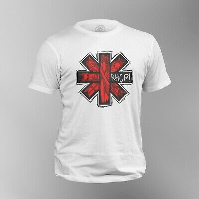 Red Hot Chili Peppers  Official Men T-shirt