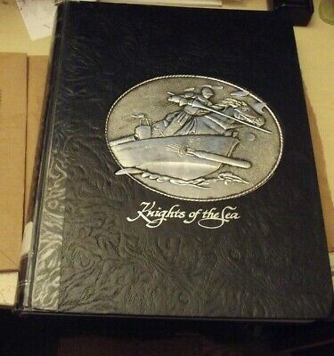 Knights of the Sea P T Boats (1982) First Printing # 682 of 2000 Limited Edition
