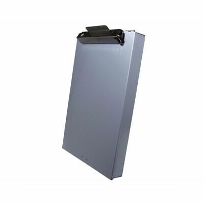 Office Depot Brand Letter/A4-Size Aluminum Form Holder Storage Clipboard
