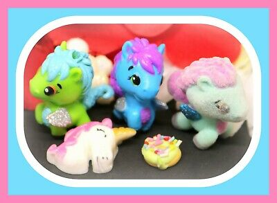❤️Hatchimals Colleggtibles Season 1 2 Cloud Cove Ponette TRIPLETS Pony Twins❤️