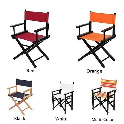 Chair Cover Outdoor Directors Chair Replacement Canvas Seat Cover G7U4