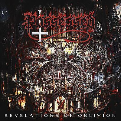 Revelations Of Oblivion Possessed  Audio CD Nuclear Blast 10MAY2019 TOP SELLER
