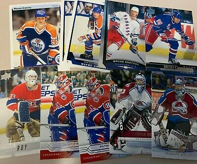 2019-20 Upper Deck UD 30th anniversary cards u pick / finish / complete your set