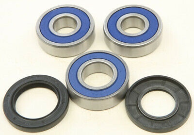 All Balls 25-1281 Wheel Bearing and Seal Kit Rear