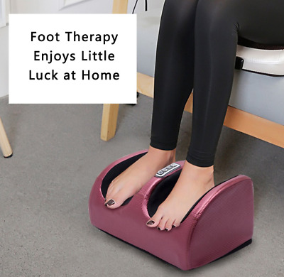 Foot Care Tool Massager Electric Massage Relaxation Stress Relief Health Relax