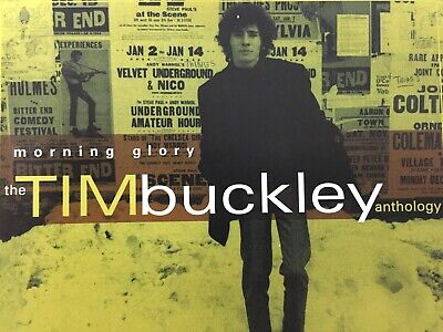 TIM BUCKLEY - Morning Glory Anthology 2 x CD 2001 Rhino / Elektra Exc Cond! 2CD