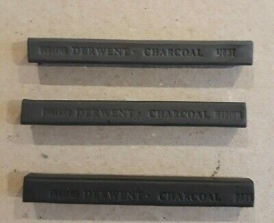 Derwent Compressed Charcoal