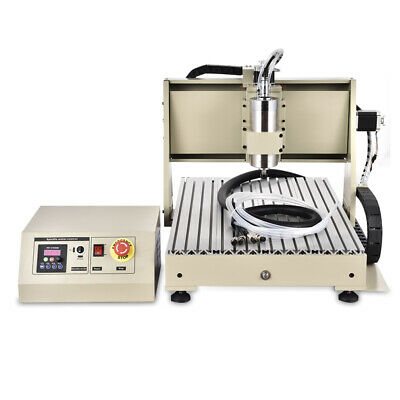 CNC Router 3 AXIS 6040Z 1.5KW Engraver 3D Milling Engraving Machine +Handwheel