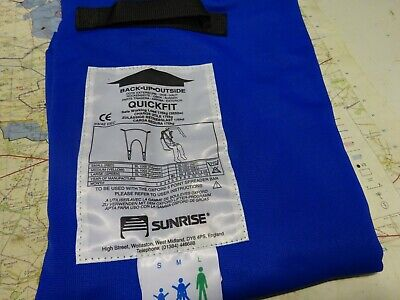 Patient lifting sling Oxford Sunrise Large NOS