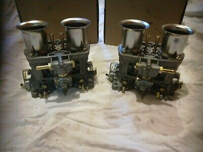 40idf Weber style carbs brand new in box