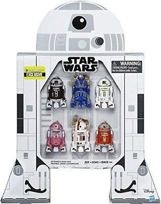 Star Wars Astromech Droid Pack - 3 3/4 Inch Figures