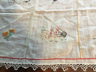 Embroidered silk ....Issues