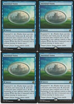 MTG ICONIC MASTERS CHINESE ANCESTRAL VISION X1 MINT CARD