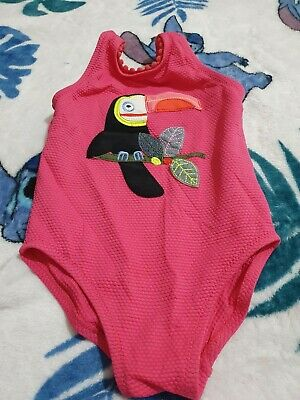 Lovely Girls Disney Frozen Swimming Top Age 6-7 Years