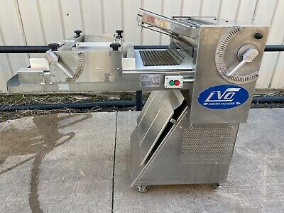 LVO dough sheeter roller moulder SM24 french baguette bakery sub marine sandwich