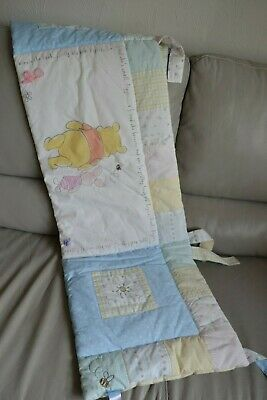 Disney Winnie the Pooh Cot Bumpers - Exclusive design for Babies R Us