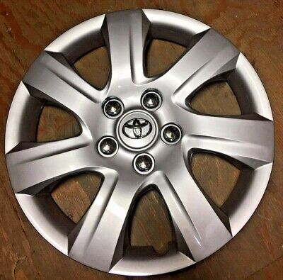 """16"""" Silver Hubcap Fits Toyota CAMRY 2010-2011 wheel cover"""