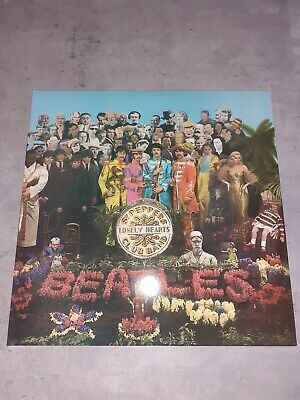 The Beatles - Sgt. Pepper's Lonely Hearts Club Band. 180g VINYL