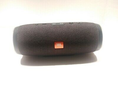 JBL Charge 3 Bluetooth Wireless Portable Speaker Black.  Preowned