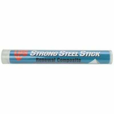 1 new LPS 60159 Strong Steel Stick Epoxy 4 Oz. 114g Stick Renewal Composite