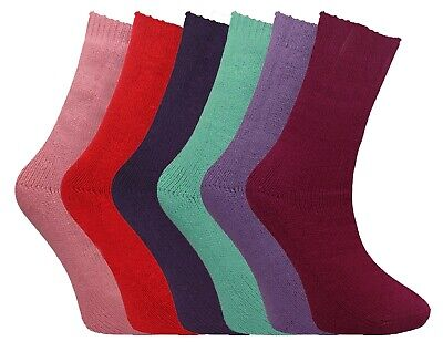 1-12 Pairs Mens Thick Hot Brushed TOG Thermal Socks Winter Warmers Lot Size 6-11