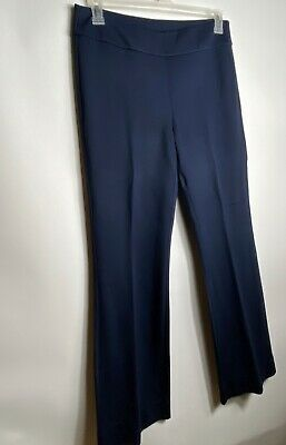 CAbi 9 to 5 Trouser in Classic Navy. Style # 5312. Size 10