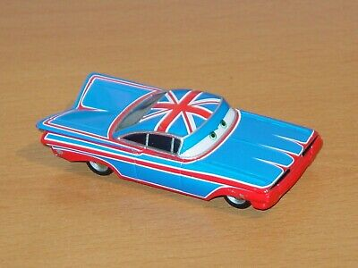 Disney Pixar Cars Loose Union Jack Ramone From Target Exc London Rescue 12 Pack