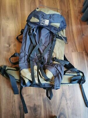 Karrimor Rucksack camping/hiking Excellent condition