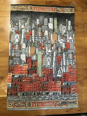Emma Bridgewater New York Tea Towel New BNWT
