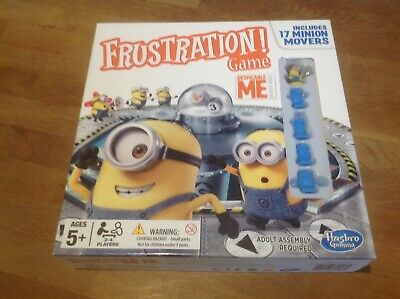 Hasbro Despicable Me Frustration Game