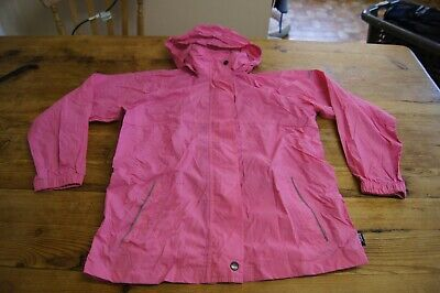 Regatta kag in a bag kagool cagoule raincoat jacket isolite pink 32""