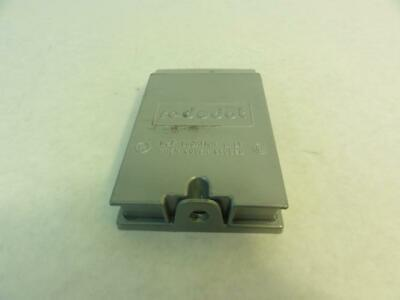 163083 Old-Stock, Red Dot 30509 Water Tight Switch Cover