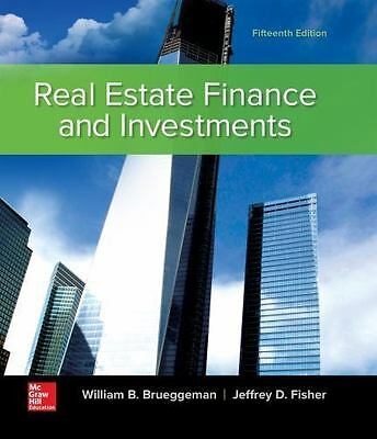 Real Estate Finance & Investments [Real Estate Finance and Investments]