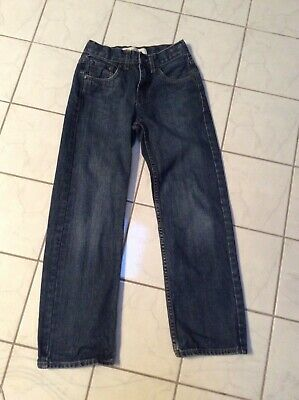 Levi's 550 Relaxed Boys jeans size 12 slim