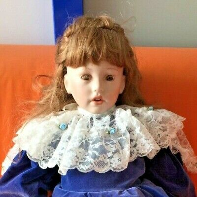 Baby Shay - OOAK - 72cm tall Porcelain Doll - Donna RuBert  - 1992 - The Doll