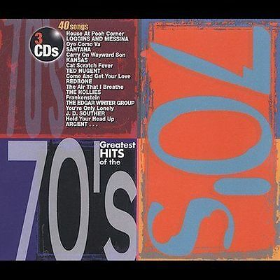 Greatest Hits of the 70's,  Box set