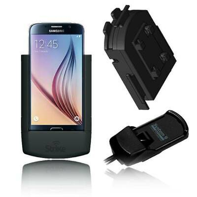 Samsung Galaxy S6 Solution for Bury System 9 with Strike Alpha Cradle & Adapter