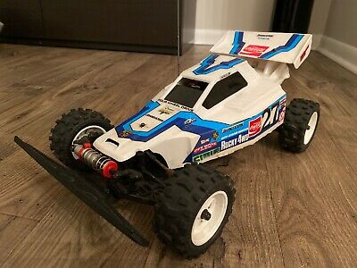 Vintage Kyosho Rocky 4WD Racing Buggy - Le Mans Motor