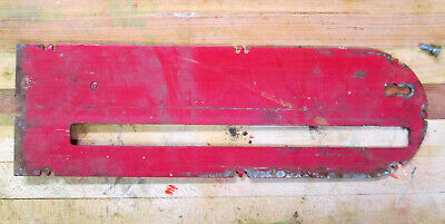 Table Saw Parts - Table Top Blade Throat / Insert Plate Craftsman 113-29570C