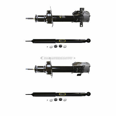 Pair Set of 2 Rear Monroe Suspen Shock Absorbers for Ford Edge Lincoln MKX 11-15