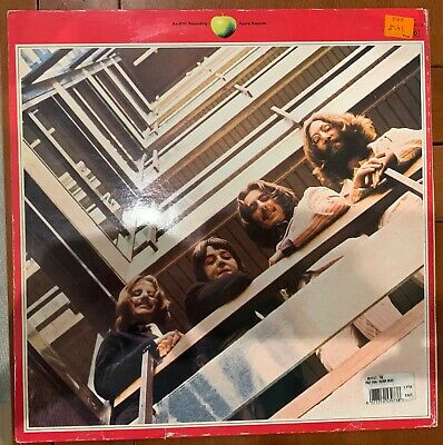 The Beatles ‎– 1962-1966. DISCO VINILO. ENTREGA 24H. DISCO 1973