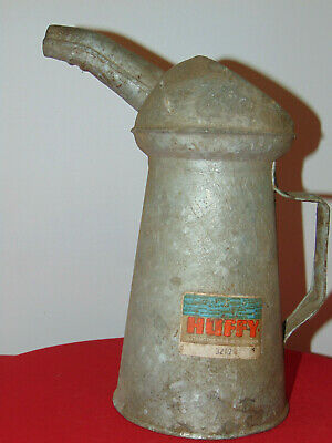 Vintage Oil Can Pour Holds 2 Quarts Huffy