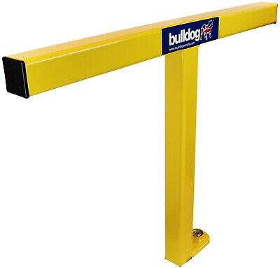 New Bulldog Anti-Theft Tp200 T Post For Securing Trailers Between The A Frame ✅