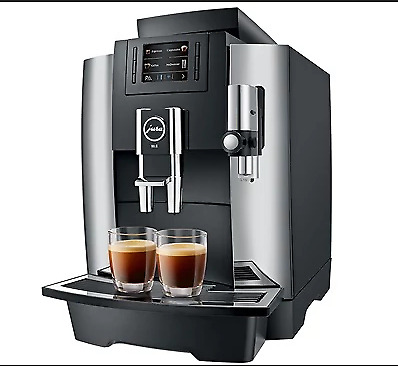Jura WE8 Fully Automatic Coffee Machine